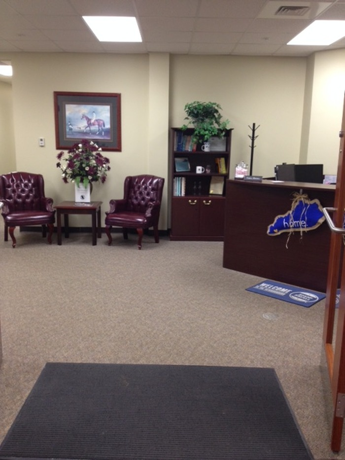 Front Lobby by Small Business Development Center - Murray State - Murray in Murray KY