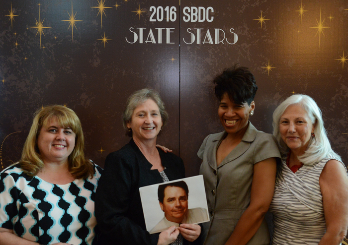 Louisville SBDC receives Sutton Landry State Star by Small Business Development Center - UK - Louisville in Louisville KY